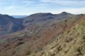 Aperçu sur le col de l'Escrinet, le Roc de Gourdon