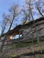 Arche de grès de l'Erbsenfelsen