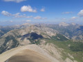 Mont Cimet (3020m) par l'arête Sud
