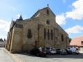 Arrière de l'église de St Paxent