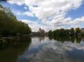 Arrivée à Auxerre