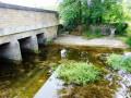 Asnières-sur-Nouère lavoir et pont des Troquerauds