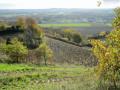 Au dessus de la plaine du Tarn