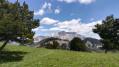 au-dessus du col du Vallon de l'Aup