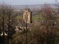 Au dessus du village de Locronan