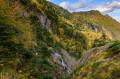 Cascade et vallon d'Ars