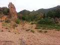 Au pied de ce rocher lle GR51