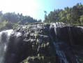 Cascade d'Ars et Etang de Guzet
