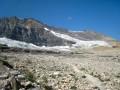 Le Sentier des Glaciers à partir de Takakkaw Falls