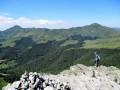 Le Puy Griou depuis la Gravière