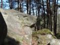 Autre rocher caractéristique