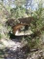 Ancien Canal du Verdon - Aqueduc de Parrouvier - Torrent du Lauvas