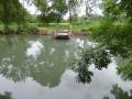 barge à chaîne