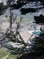 Barrage de Serre-Ponçon depuis Clôt la Cime