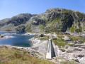 Barrage du Lac Carré