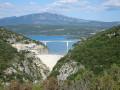 barrage du lac de Ste Croix