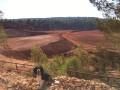 Bassins de stockage des boues rouges