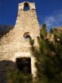 Beconne - ruines de l'ancienne eglise
