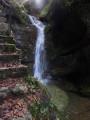 belle cascade dans les gorges de Poeta Raisse
