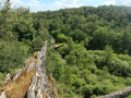 Belle vue sur le Moulin du Roho