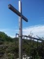 belvedere avec la croix