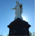 Belvédère de la Vierge à Moirans-en-Montagne