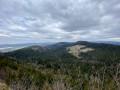 Le belvédère de Planachat depuis la Ferme Guichard