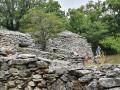 Les bergeries sur les hauteurs de Villes-sur-Auzon