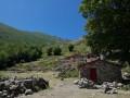 Le Col de Palmente et les Bergeries d'Alzeta
