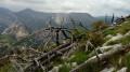 Montagne de Robion par la Chapelle Saint-Trophime
