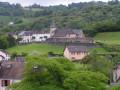 Dans la vallée de Lourdios à Issor