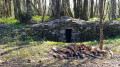 """Circuit des cabanes """"de bergers"""" à Blois-sur-Seille"""