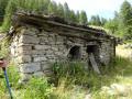 Cabane en ruine