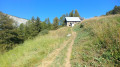 Cabane et oratoire