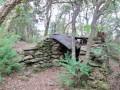 Cabane ruinée