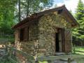 Bouc de Touron et Cabane des Gardes depuis Seignaux