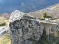 Montagne d'Espiau depuis Benque-dessus