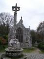Calvaire, Chapelle Notre-Dame de Bonne Nouvelle et fontaine