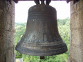 Cloche du campanile de Saint-Arcons