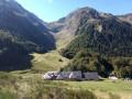 Le Plateau de Campsaure à partir d'Hospice de France
