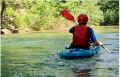 Canoë-kayak sur le Loup