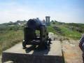 canon  ancien à la Pointe de l Isle