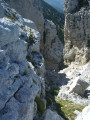 Canyon ou Cheminée Ouest