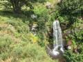 Le Saut de la Truite et les cascades du ruisseau de Livernade