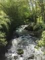 Cascade de l'Aubetin