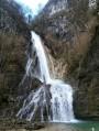 Cascade de la Fouge et Gué de Malpasset