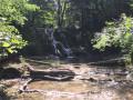 cascade du moulin de la Calmette