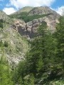 Cascades du Pich et du Cimet dans le Mercantour