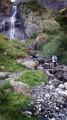 Cascade du ruisseau de Chapeau Roux