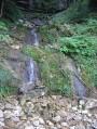 Cascade sur le ruisseau de la Pissoire